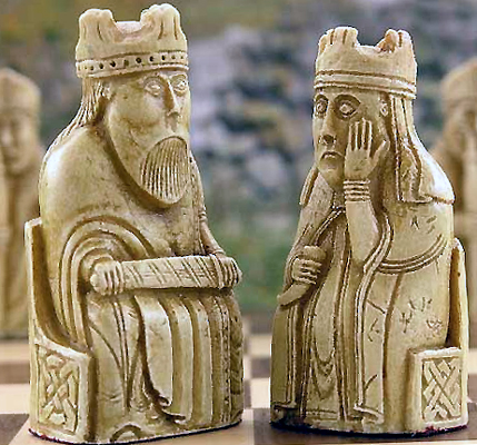 Lewis Chessman new